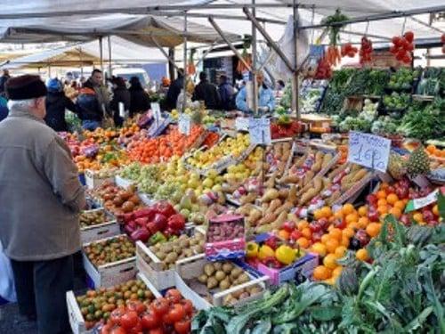 Mercato san marco mercati ortofrutticoli via san marco for Mercato frutta e verdura milano