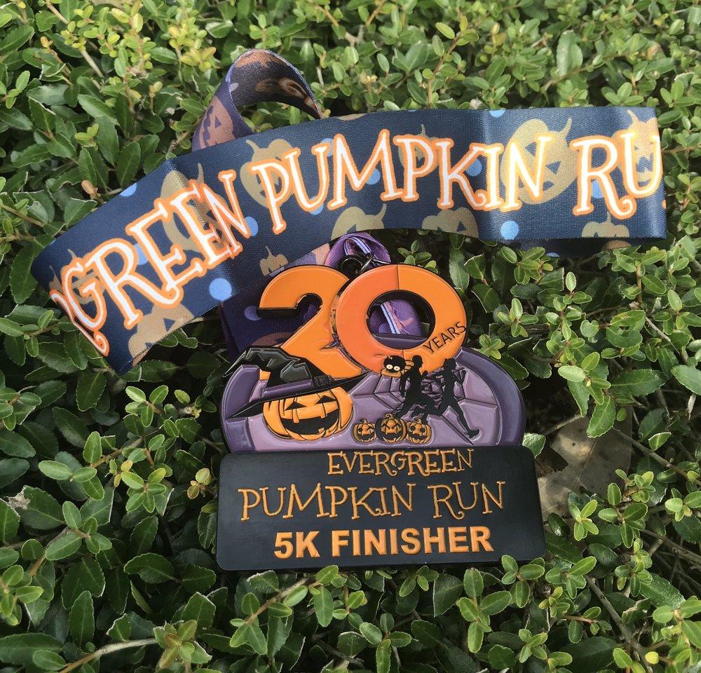 Evergreen Pumpkin Run: 4535 Main St N, Jacksonville, FL