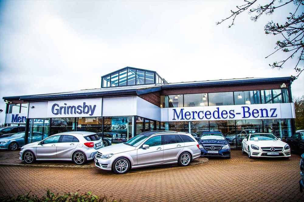 Mercedes benz of grimsby car dealers laceby crossroads for Mercedes benz dealers south florida