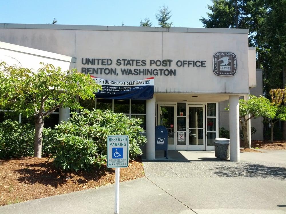 US Post Office: 17200 116th Ave SE, Renton, WA