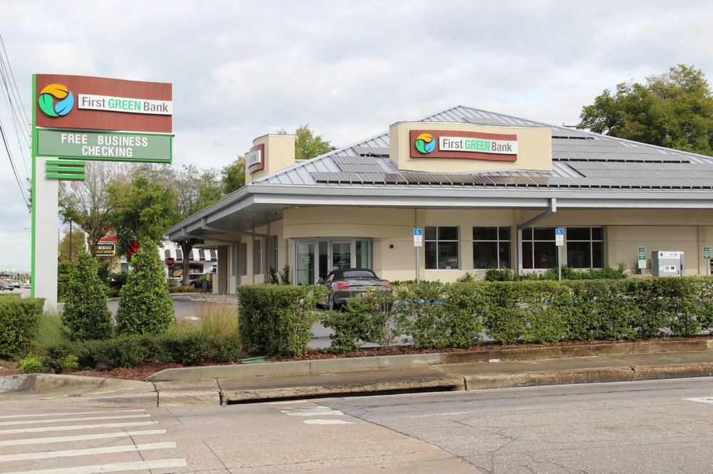 First Green Bank Closed Banks Credit Unions 862 S Orlando Ave Winter Park Fl Phone Number Yelp