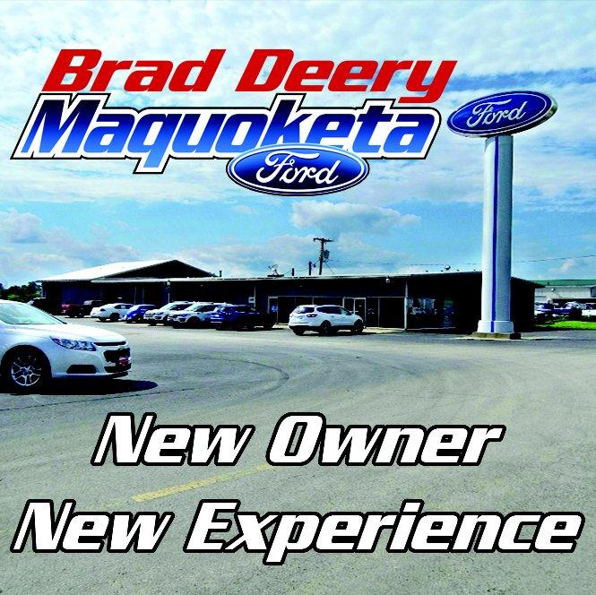Brad Deery Ford: 1178 200th Ave, Maquoketa, IA