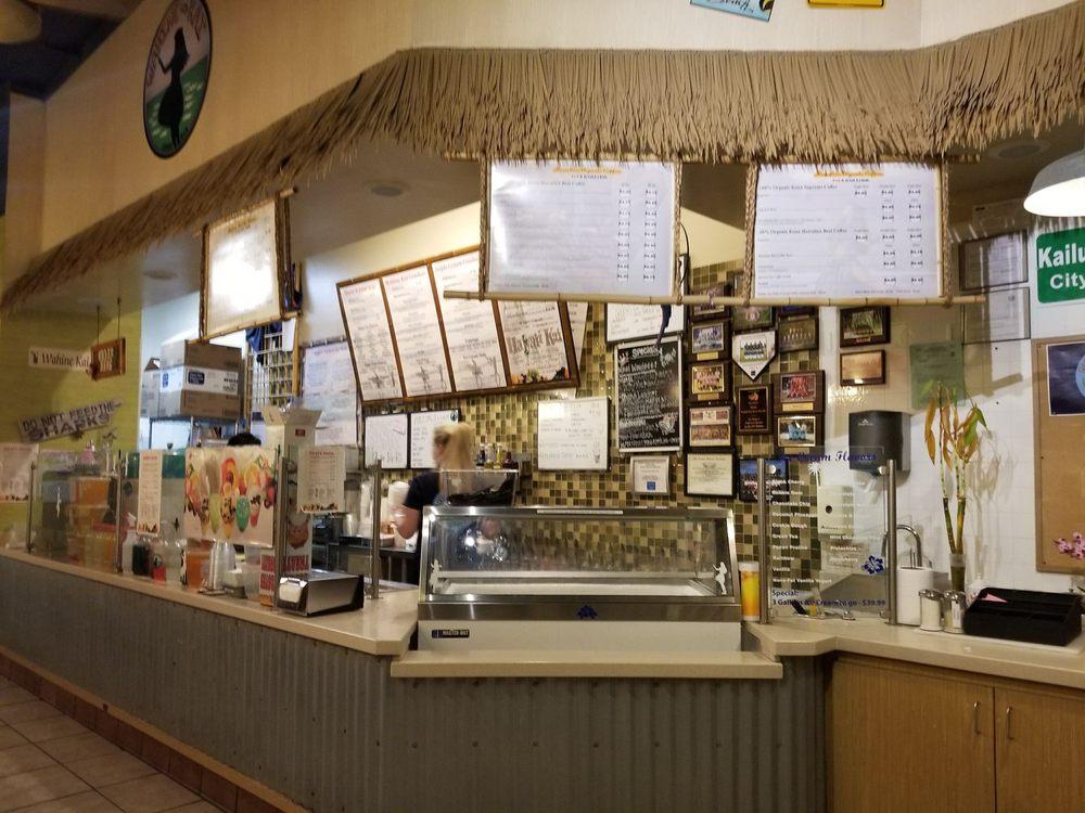 Wahine Kai Shave Ice, Kona Coffee and Tea Station