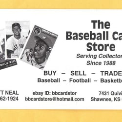 The Baseball Card Store Hobby Shops 9637 W 87th St