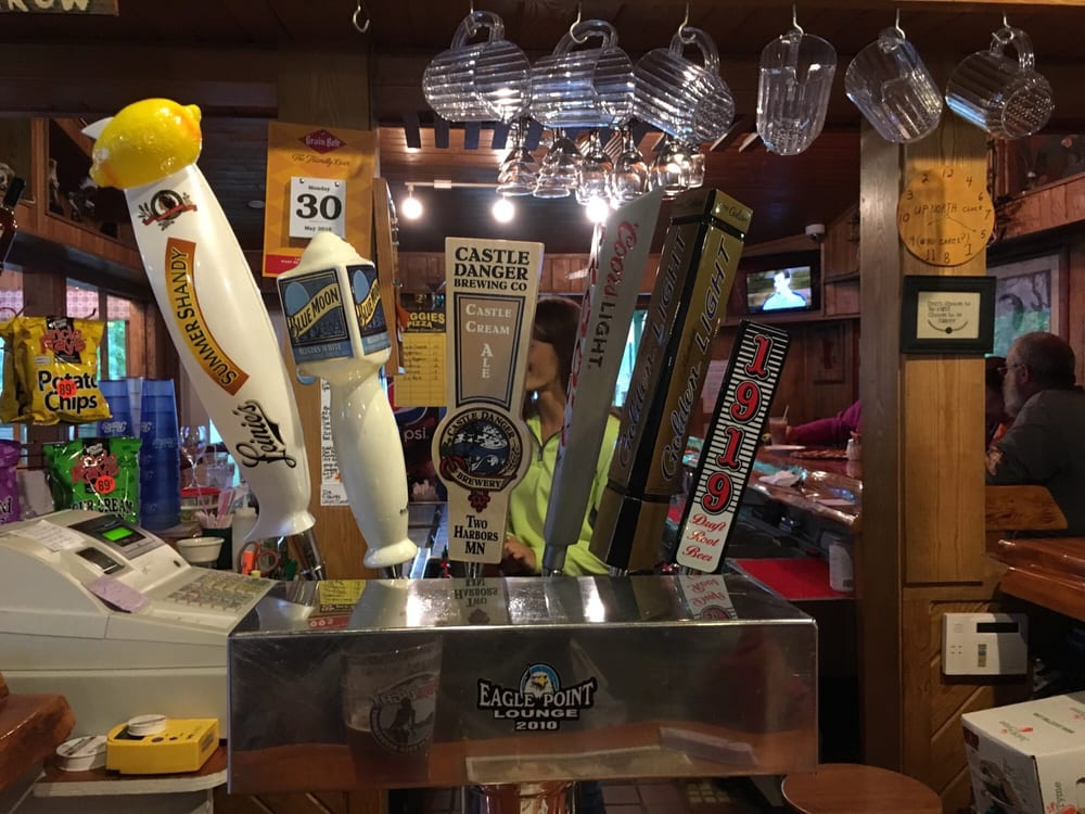 Eagle Point Lounge: 49394 State Hwy 65, McGregor, MN