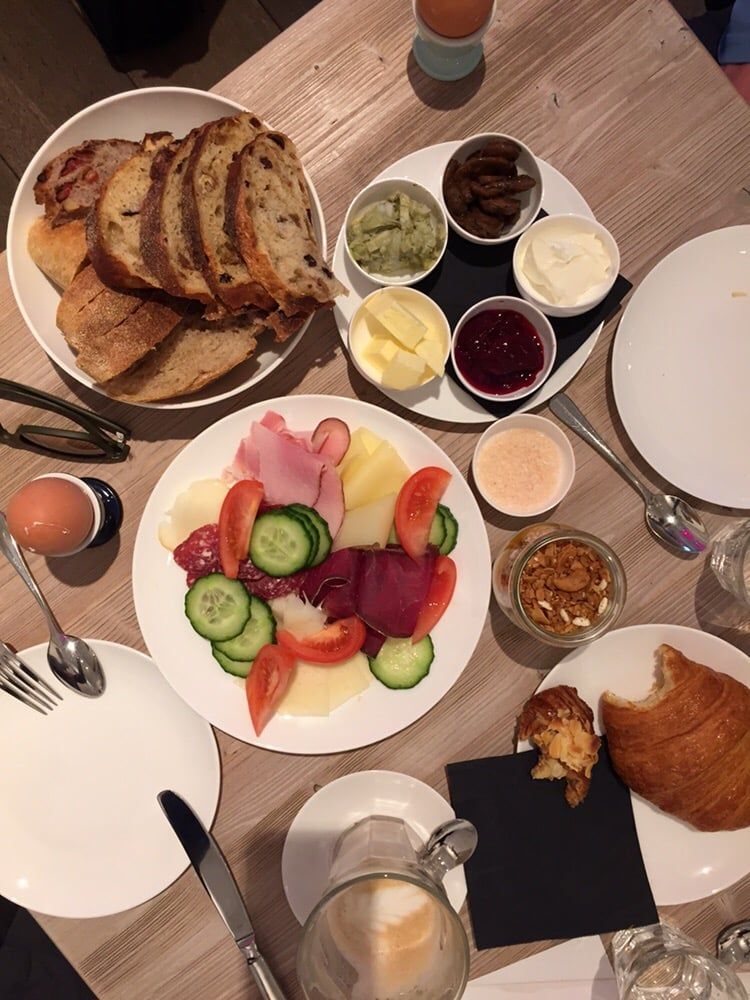wonderful breakfast well above the berlin average yelp. Black Bedroom Furniture Sets. Home Design Ideas