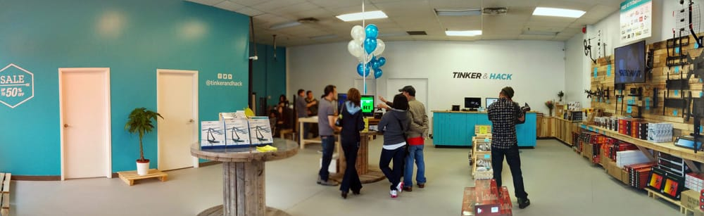 Tinker & Hack - Electronics - 1 Whitehorse Road, Toronto, ON