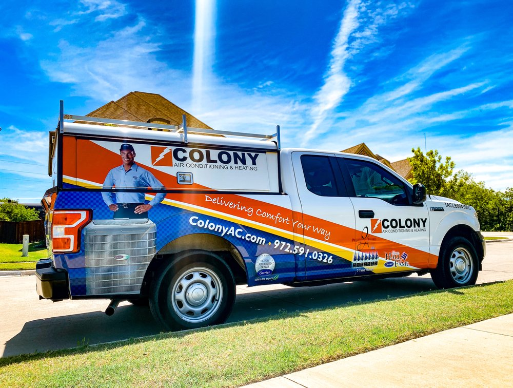 Colony Air Conditioning & Heating: 4905 Westport Dr, The Colony, TX