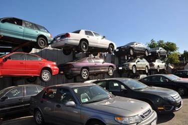 Auto junk yard parts near me