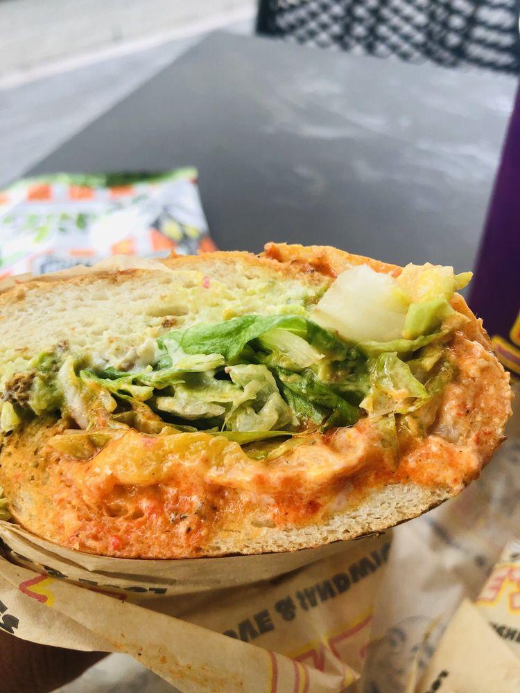 Ike's Love & Sandwiches: 1051 Heights Blvd, Houston, TX