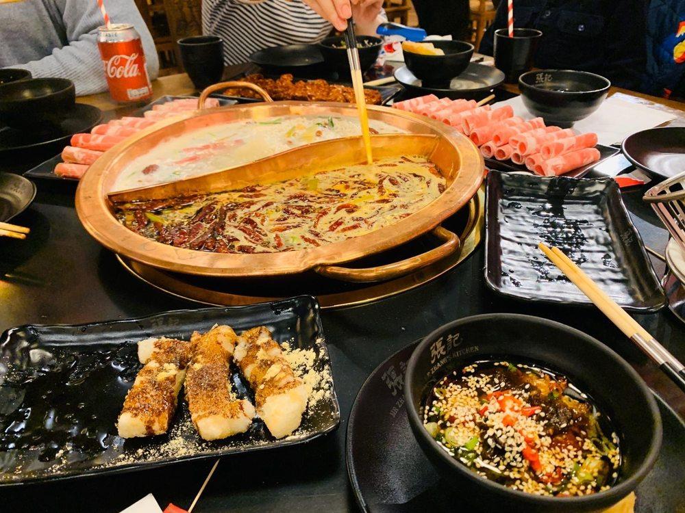 Mr Zhang's Kitchen