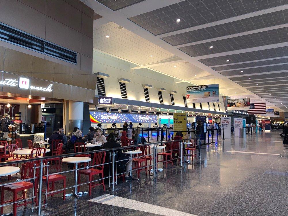 Boston Logan International Airport - Terminal A