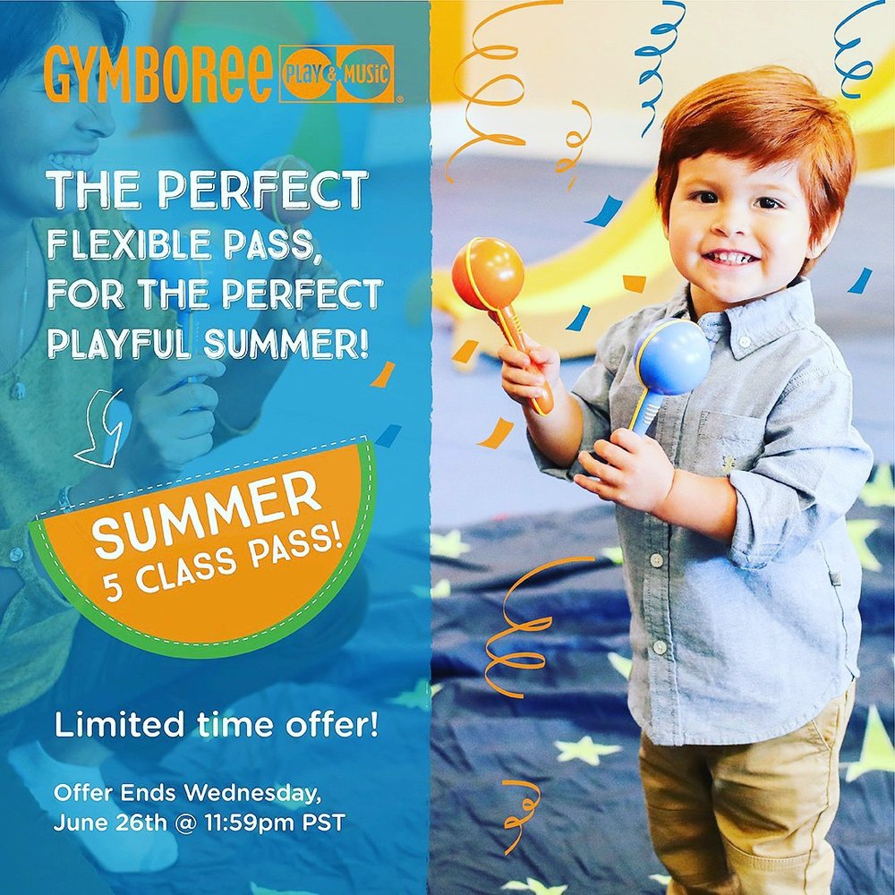 Gymboree Play & Music, Pleasanton