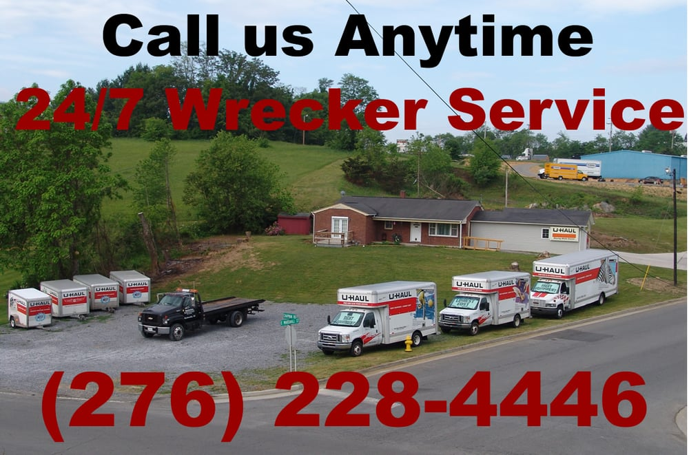 Appalachian Towing - Roadside Assistance - 1045 E Marshall