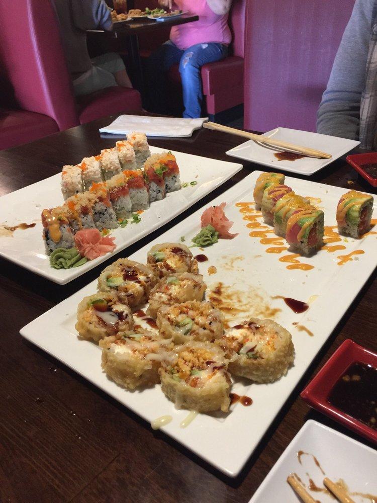 Akita Sushi: 1012 Washington St, Franklinton, LA