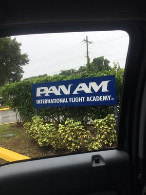 pan american international flight academy