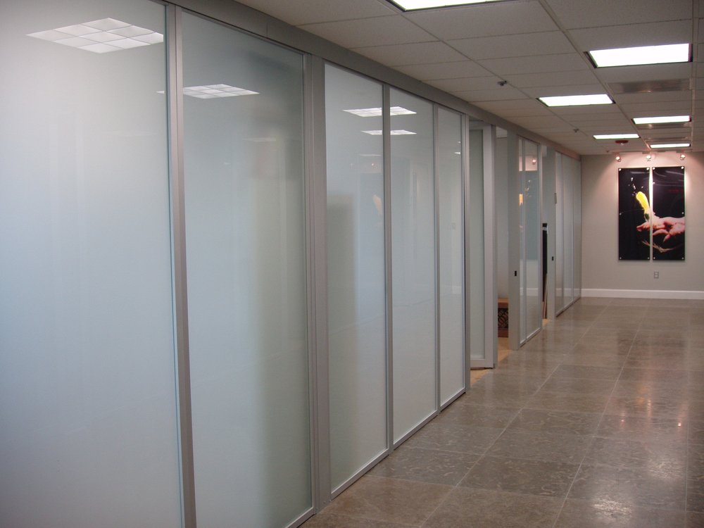 Row of office fronts yelp for United states aluminum corporation doors