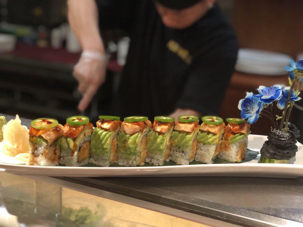 Kumo Sushi & Hibachi