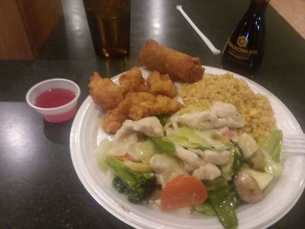 China Cafe: 905 Linda Dr, Daingerfield, TX