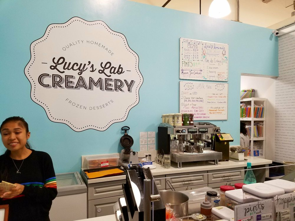 Lucy's Lab Creamery
