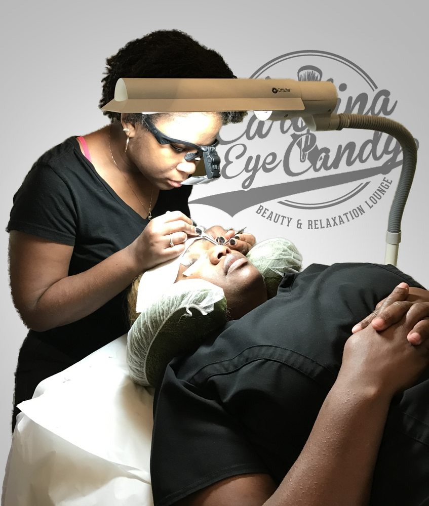 Carolina Eye Candy Beauty & Relaxation Lounge