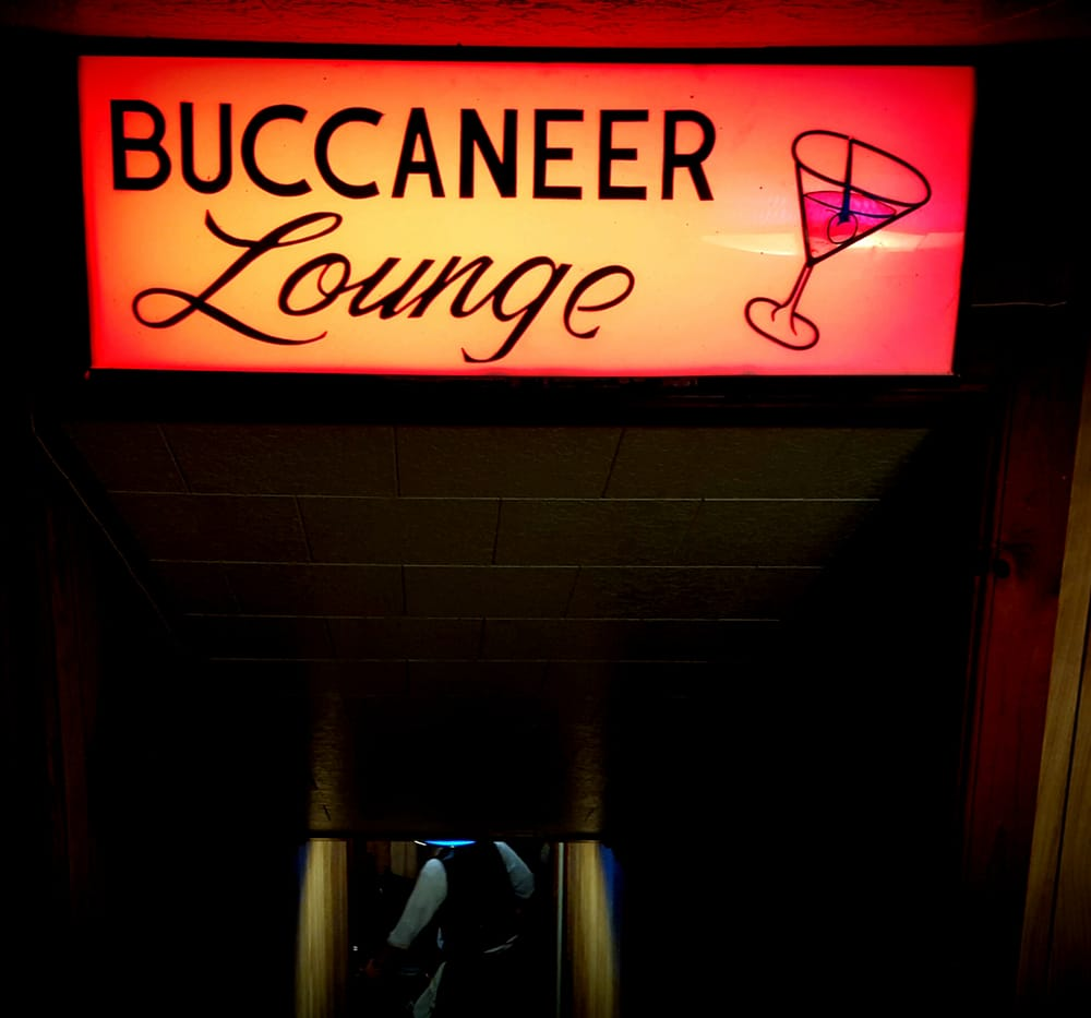 Buccaneer Lounge: 4 W Main St, Canton, NY