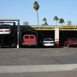 richards auto clinic 28 rese as talleres mec nicos On motores y vehiculos phoenix az