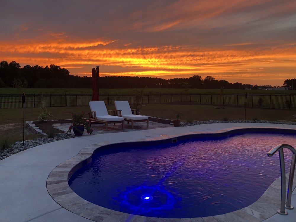 Elite Pools Spas & Hardscapes: 1842 Progress Rd, Greenville, NC