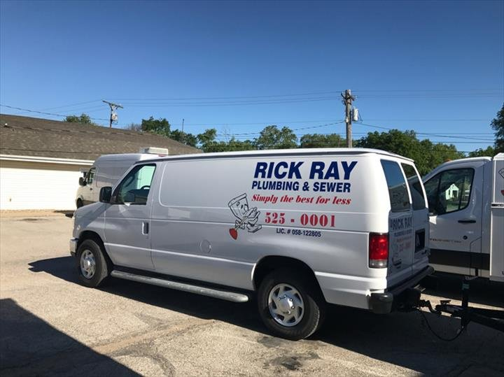 Rick Ray and Sons Plumbing: 2195 J David Jones Pkwy, Springfield, IL