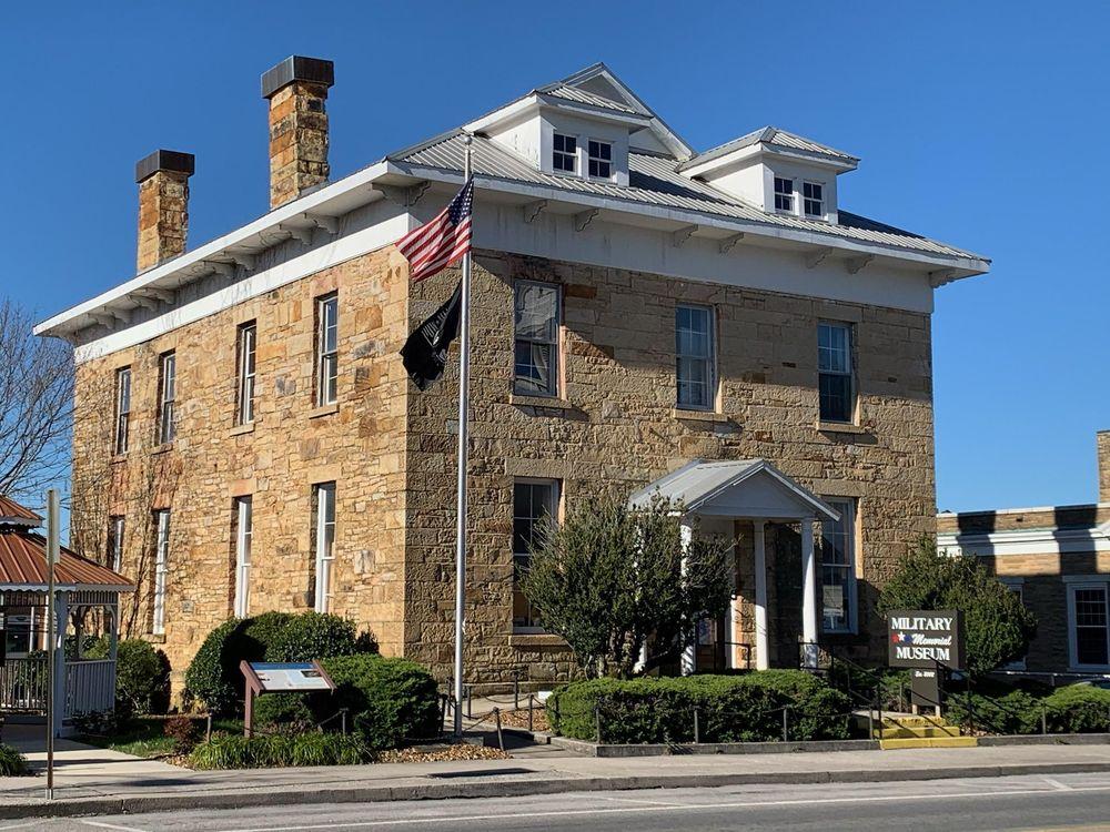 Military Memorial Museum: 20 S Main St, Crossville, TN