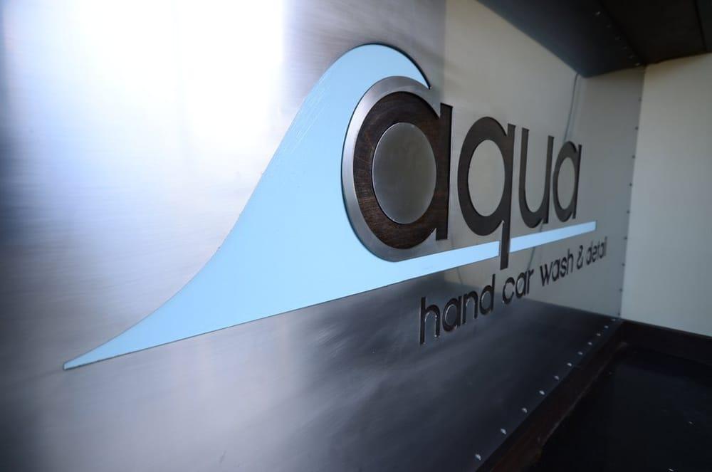 Aqua Hand Car Wash & Detail