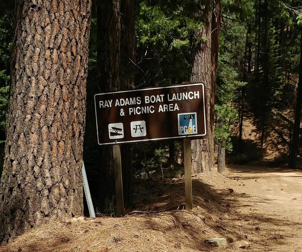 Ponderosa Flat Campground: Prattville Butt Reservoir Rd, Canyon Dam, CA