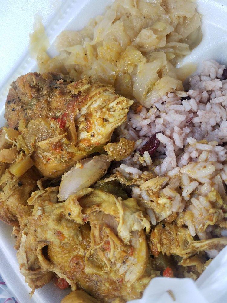 Food from Taste of Jamaica