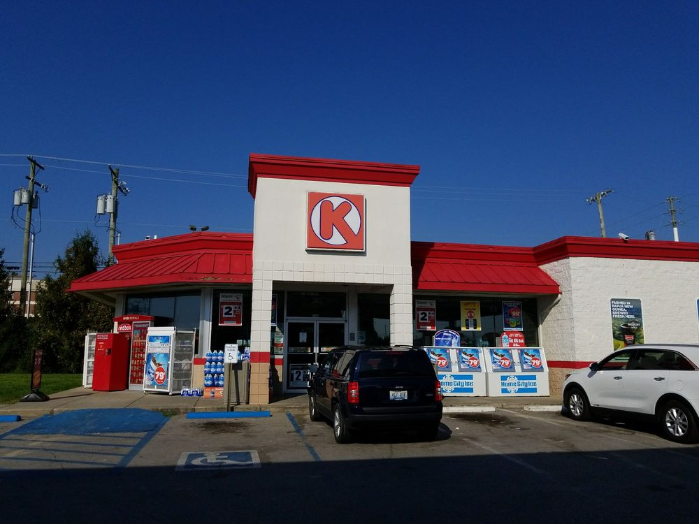 Circle K: 1000 Amberley Way, Richmond, KY