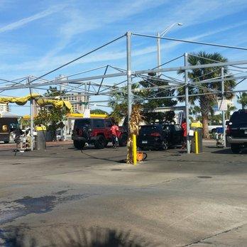 Clean Getaway Car Wash Jacksonville Beach Fl