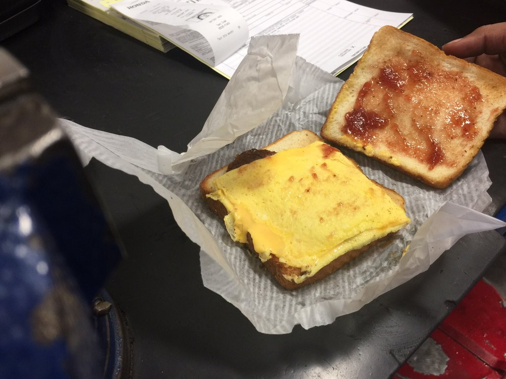 The Golden Waffle: 602 E Dixie Dr, Asheboro, NC