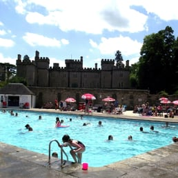 Cirencester Open Air Swimming Pool Swimming Pools Off