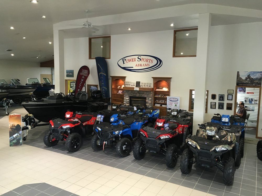 Power Sports Abrams: 2667 E Frontage Rd, Abrams, WI