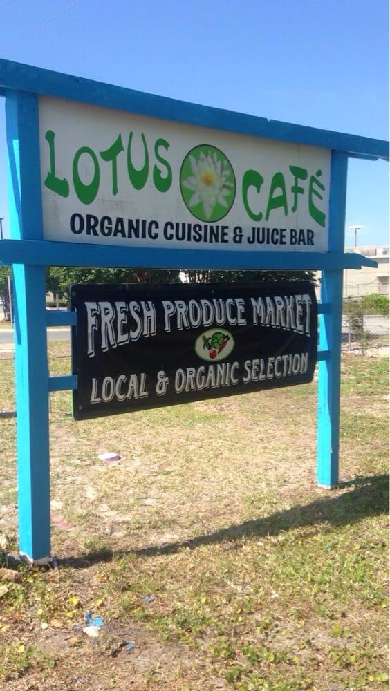 Panama City Beach Lotus Cafe