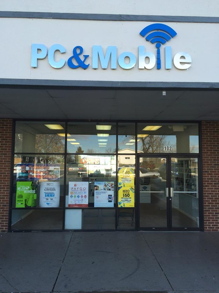 PC Mobile - Sterling: 45665 W Church Rd, Sterling, VA