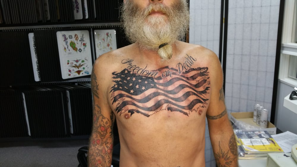 Ink Spot Tattoo Studio: 147 Lake St, Delaware, OH