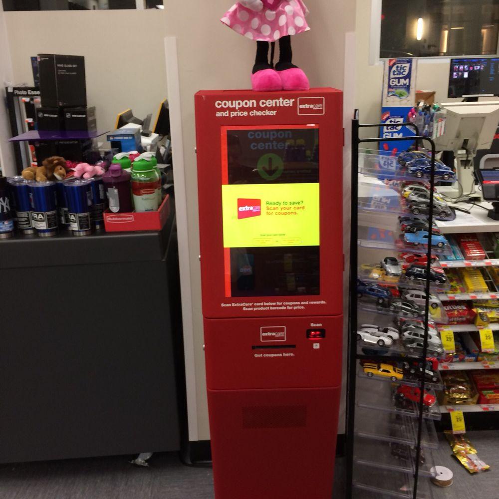 Coupon Center kiosk - Yelp