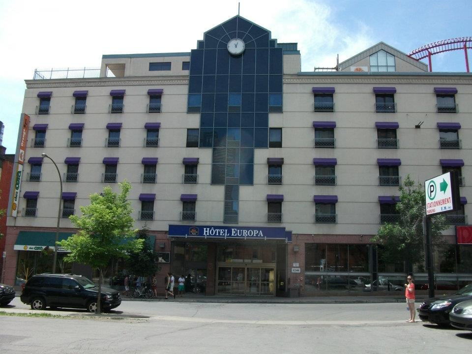 best western plus montreal downtown hotel europa 31