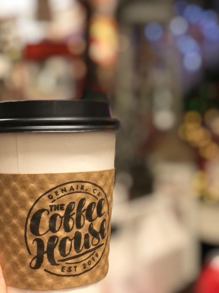 The Coffee House: 4616 Main St, Denair, CA