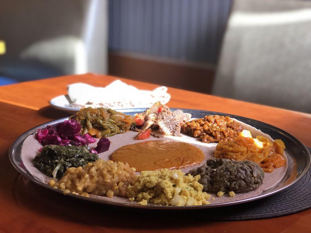 Enat Restaurant: 4709 N Chambliss St, Alexandria, VA