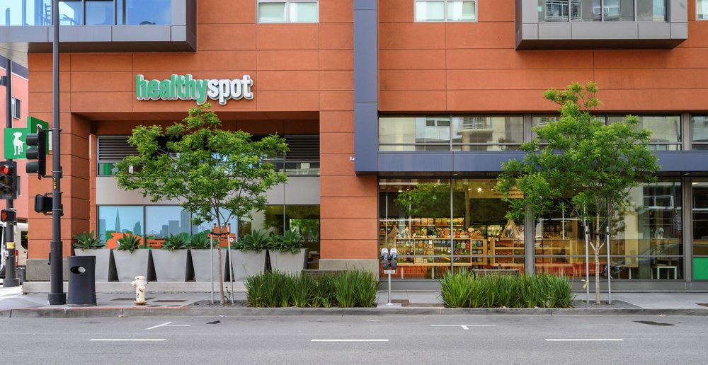 Healthy Spot - Mission Bay: 1200 4th St, San Francisco, CA