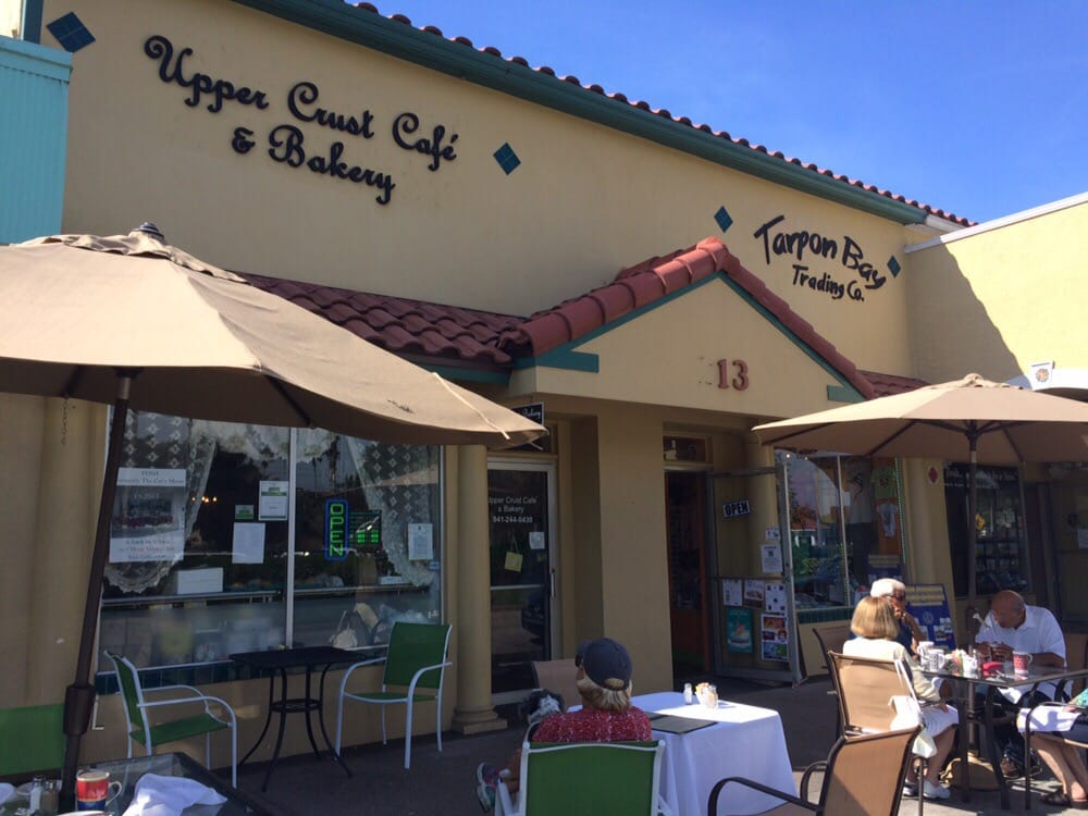 Upper Crust Cafe And Bakery Venice Fl
