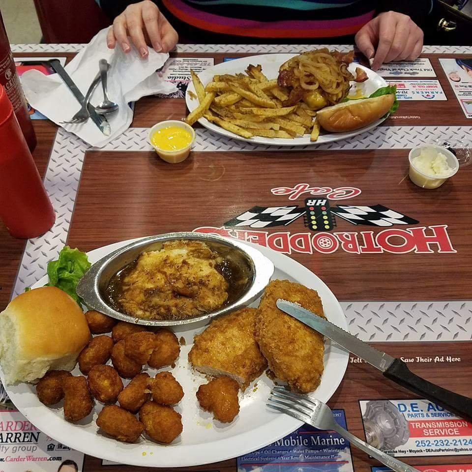 Photo of Hotrodders Cafe: Chesapeake, VA