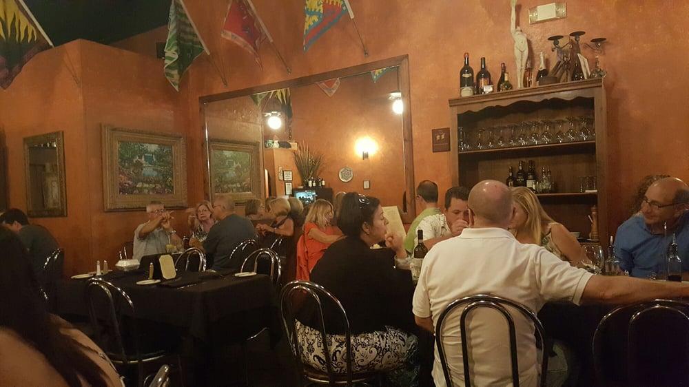Italian Restaurant Ybor City