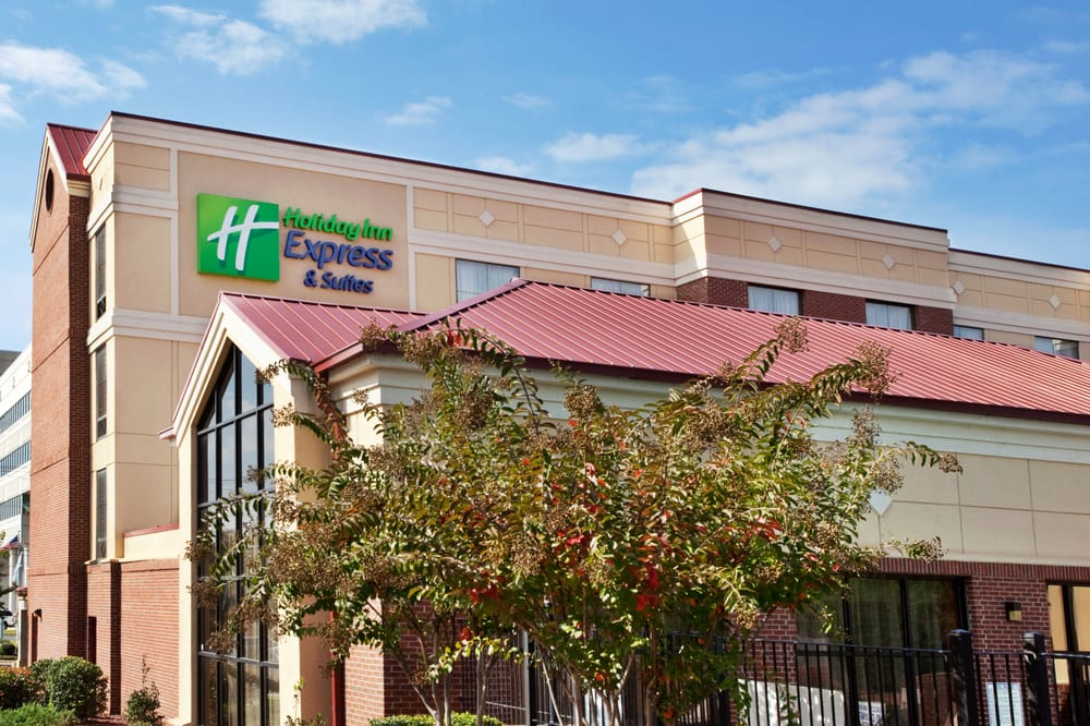 Holiday Inn Express & Suites Columbia - Downtown: 501 Taylor St, Columbia, SC